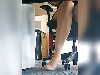 Office upskirts 4
