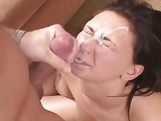 Hot Facial Compilation 9