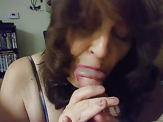 Mature  milking my cock