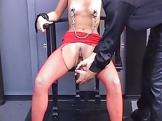 Punishment before you get my cock!