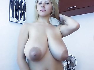 Huge colombian tits