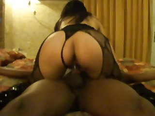HOT WIFE RIDING BBC