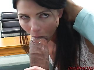 India Summer loves the big black cocks