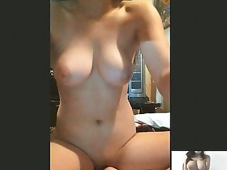 ChAt couple sucking fucking and squirting in skype (Part2)