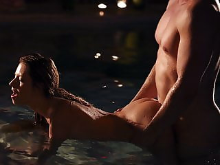 Amazing private spa sex video
