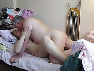 Mature Russian couple