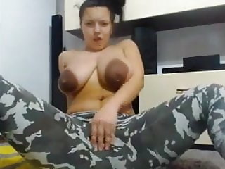 Amateur Big Areola Saggy Tits Lactating