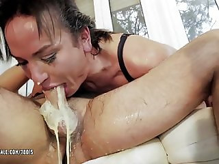 Nataly Gold  - Most Extreme Deepthroat Ever