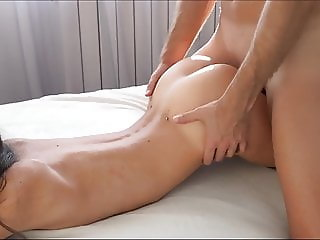 Intense Fuck GF with Hot Body in Pantyhose