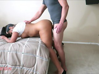 Sandra getting fucked