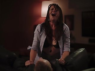 Amanda Tapping Sex Scene in Random Acts of Romance