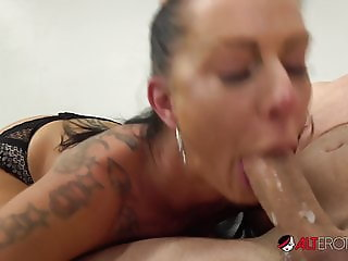 Texas Patti Sloppy Wet Blowjob