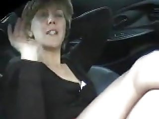 UK Sara - Car Park Fun Part 2