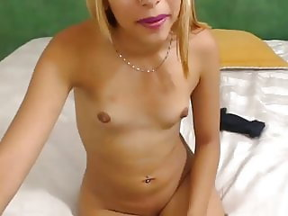 Sexy tiny little girl on webcam Martina miller