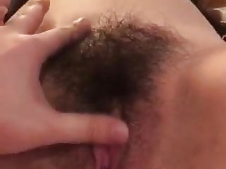 Clit play and squirt
