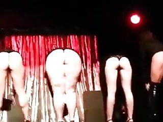 Amateur Moms Shake Asses on Stage