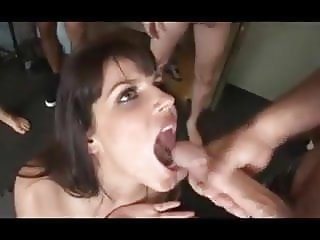 Bobbi Starr Cum Swallowing Compilation