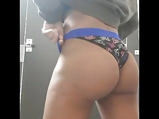 Another amazing Hump Day video from Miss Booty red
