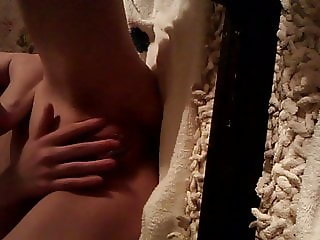 Wife touching herself