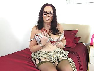 Old grandma wants a good fuck