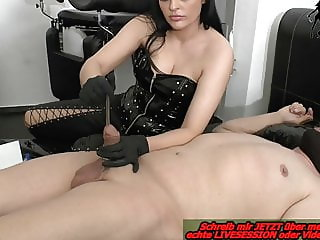 urethra tube fuck from german bdsm domina at slave userdate