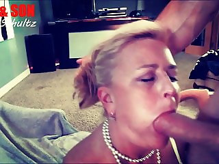 REAL Mom Paula Shultz Double Penetration With  Son