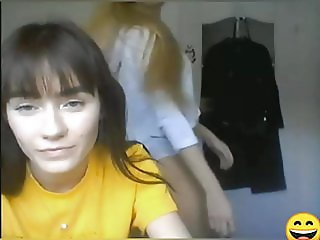 Polish girl on webcam part3