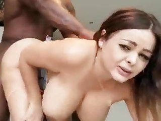 busty and sexy divorced milf enjoying her first bbc