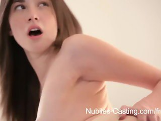 Emily Grey's Ass Gets Filled With Cum in this Casting Audition