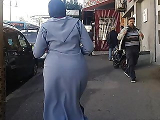 Arab jilbab fantastic big ass