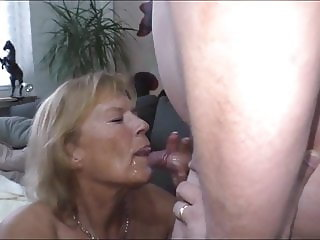 German Milf Whore Angela