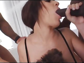 FRENCH SLUT & 2 BBC