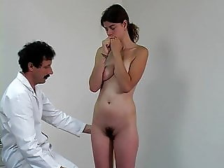 CMNF - MILF stripped humiliated spanked and pussy shaved