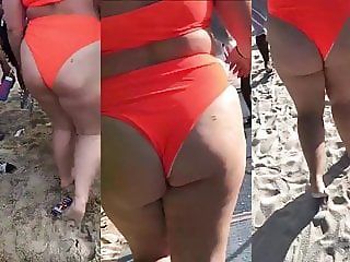 BBW with Bikini Wedgie (Preview) - SPRING