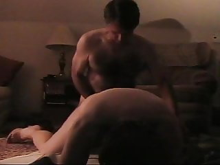 Mom and Dad caught fucking again - Long passionate sex