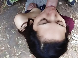 Stolen Phone in Mexico - Slut Sucking Dick in Public