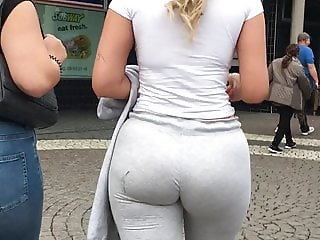 PAWG sweat pants