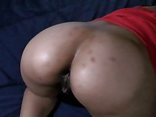 HOT!!!! Boricua Latina MILF Madura Mature ANAL With Ass Gape