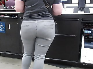 I wish this juicy PAWG ass came with a Samsung phone Pt 1