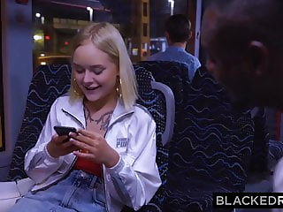 BLACKEDRAW On her way home she took a detour for some BBC