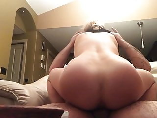 Amazing PAWG Wife Dick Riding Compilation