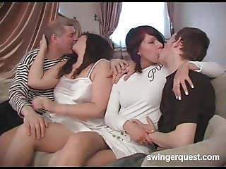 Russian swingers part 1 old and young