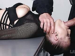 LAW4k. Patrol arrests a gorgeous prostitute Nicole Love