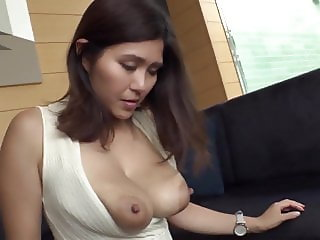 stepmom make my tummy full by breastfeed