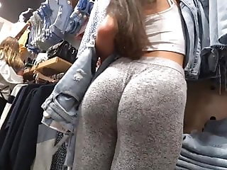 Shopping ass