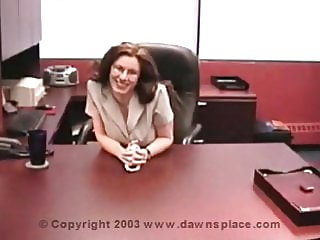 Allison hot mom fuck in office