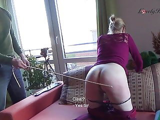 Clip 37Lil Spanked In Line - Sale: $7