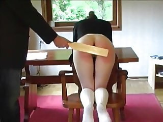 SR Helen Takes Hers Punishment !