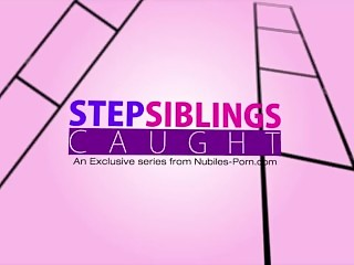 stepsiblingscaught - caught sinning with sister kenzie s11:e3