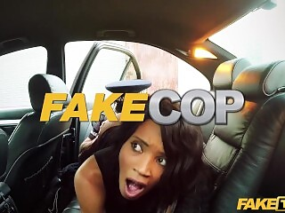 Fake Taxi Jess Scotland in horse riding outfit fucked hard and fast